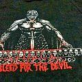 Morbid Angel - TShirt or Longsleeve - Bleed for the devil-sold