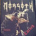 Morgoth - Patch - Cursed patch rare 1991