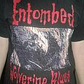 Entombed - TShirt or Longsleeve - Wolverine blues 1990