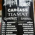 Poster Full of Hate Osterfestival 93