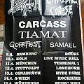 Poster Full of Hate Osterfestival 93