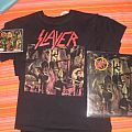 TShirt or Longsleeve - Slayer-Reign in Blood