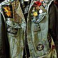 White Wizzard - Battle Jacket - My jacket
