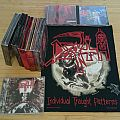 Death - Tape / Vinyl / CD / Recording etc - Death +  Control Denied Collection  Deluxe Edition 3 CD`s and Death Backpatch