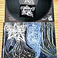 Cemetary - Tape / Vinyl / CD / Recording etc - Cemetary An the evil shade of grey Vinyl with Patch