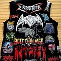 Death Metal Kutte Battle Jacket