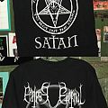 TShirt or Longsleeve - Eclipse Eternal  - Hail Satan Shirt