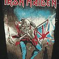 Patch - Iron Maiden - Trooper Backpatch