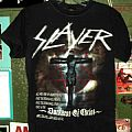 TShirt or Longsleeve - Slayer - Darkness of Christ Shirt