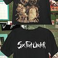 TShirt or Longsleeve - Six Feet Under - Double Dead Shirt