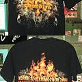 TShirt or Longsleeve - Chimaira - Flaming Logo Shirt