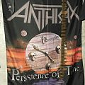Other Collectable - Anthrax - Persistance in Time Flag