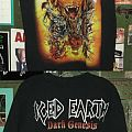 TShirt or Longsleeve - Iced Earth - Dark Saga Shirt