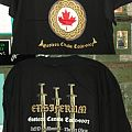 TShirt or Longsleeve - Ensiferum - Canadian Tour Shirt