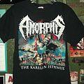 TShirt or Longsleeve - Amorphis - The Karelian Isthmus Shirt
