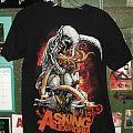 TShirt or Longsleeve - Asking Alexandria - Serpents Shirt