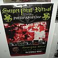 Other Collectable - Superjoint Ritual - Poster
