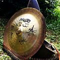 "Memoriam - 20"" Paiste cymbal - signed Other Collectable"
