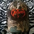 Obituary - hunting camo hat  Other Collectable