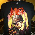 TShirt or Longsleeve - Slayer - World painted blood tour '12-'13