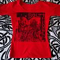 Bolt Thrower - In Battle There Is No Law red shirt - girlie