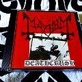 Mayhem - 1st press CD - signed Tape / Vinyl / CD / Recording etc