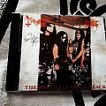 Darkthrone / Mayhem - The True Legends In Black CD - signed Tape / Vinyl / CD / Recording etc