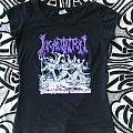 Incantation - Scorched Earth Policy 2014 - girly TShirt or Longsleeve