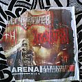 Bolt Thrower - Overtures of war tour - poster Other Collectable