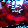 Memoriam - Surrounded (by Death) flexi disc - signed by all + signed sticker Tape / Vinyl / CD / Recording etc