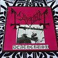 Mayhem - Deathcrush - 1st Press EP Tape / Vinyl / CD / Recording etc