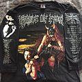 Cradle Of Filth - The rape and ruin of europe LS WITH SPECIAL ILOSAARIROCK BACKPRINT TShirt or Longsleeve