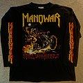 Manowar - Hell On Wheels LS '98 TShirt or Longsleeve
