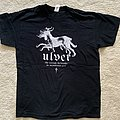 Ulver - special print for show in Helsinki, Finland