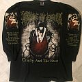 Cradle Of Filth - Cruelty And The Beast longsleeve  TShirt or Longsleeve