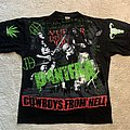 Pantera - Cowboys From Hell all-over print TShirt or Longsleeve