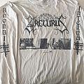 Arcturus - Fall Rise longsleeve (white) TShirt or Longsleeve