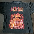 Deicide - Amon with '93 tour dates