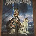Cradle Of Filth - Grave Britannic Majesty flag Other Collectable
