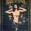 Cradle Of Filth - Martyred for A Mortal Sin poster flag