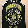 Despised Icon - MVP basketball jersey TShirt or Longsleeve