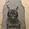 Kvelertak - Owl tank top TShirt or Longsleeve