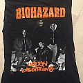 Biohazard - Urban Dicipline shirt