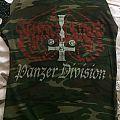 Marduk - Panzer Division org  camo shirt
