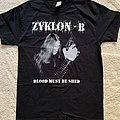 Zyklon-B - Blood Must Be Shed reprint