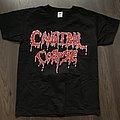 Cannibal Corpse - Old logo TShirt or Longsleeve