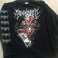 Moonspell - Wolfheart tour '95 longsleeve TShirt or Longsleeve