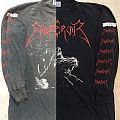 Emperor - Rider LS RE-DYED org ´93 Plastic Head print  TShirt or Longsleeve