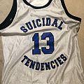 Suicidal Tendencies basketball jersey TShirt or Longsleeve