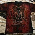 Behemoth - Zos Kia Cultus allover print orig shirt